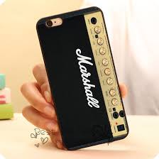 Marshall Amp Amplifier Cute Cool Hard Plastic Mobile Phone Case
