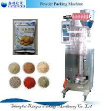 Vffs Powder Coffee Milk Back Seal Packing Machine