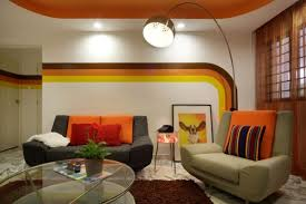 5 Ways To Help Create A 70 S Inspired Living Room 70s Home Design