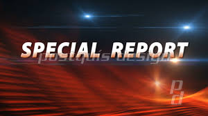 Special Report News Background