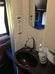 Superliner Family Bedroom by Each Superliner Bedroom On Amtrak Trains Gets Its Own Vanity Sink