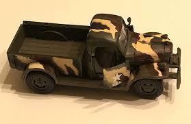 100 1946 Dodge Truck Amazoncom Die Cast Toy Camo Military Power