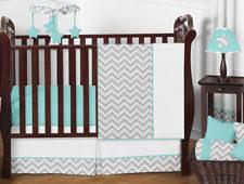 neutral crib bedding ebay