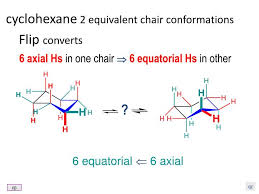 Chair Conformation Of Cyclohexane Ppt by Ppt Newman Projection Conformational View Along A Carbon