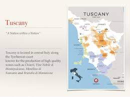 An Introduction To Tuscany Wines Baby Wine Group May 2015 2