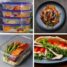 Need Weekday Lunch Ideas These 5 Meal Prep Recipes Will Keep You On