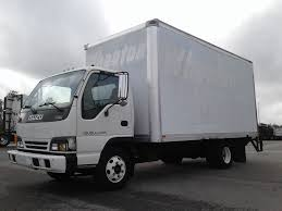 2001 ISUZU NPR BOX VAN TRUCK FOR SALE #1934