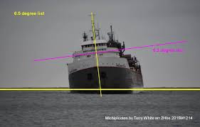 Edmund Fitzgerald Sinking Cause by Aw The Edmund Fitzgerald U0027s Wreck Has Collapsed Page 2 Off