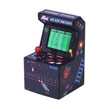 Mini Arcade Automat Mit 240 16 Bit Spielen Geschenkideen Gift