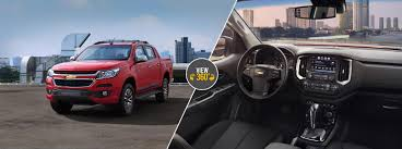 Chevrolet Colorado – Powerful 4x4 Trucks | Chevrolet Vietnam