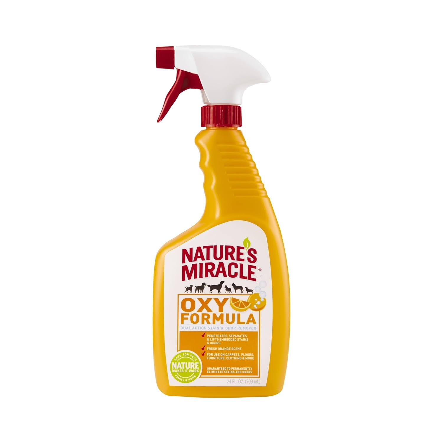 Nature's Miracle Orange-Oxy Stain & Odor Remover 24oz