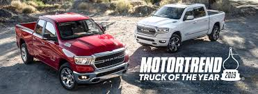 100 Motor Trend Truck Of The Year List Columbia Chrysler Dodge Jeep Ram Fiat New And Used Car Dealer