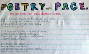 Halloween Acrostic Poems That Rhyme by Poetry Box Welcome To The Website Of Children U0027s Author Poet