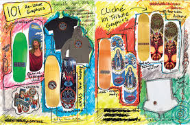Are Cliche Skateboard Decks Good by 101 Reissue Skateboards