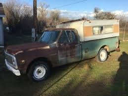 BangShift.com This 1971 Chevrolet C10 Camper Special Is A One Owner ...