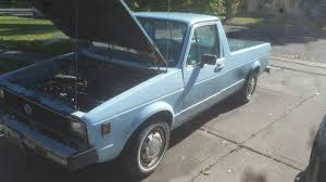 1980 Volkswagen Rabbit V4 Manual Pickup Truck For Sale Idaho Falls, ID