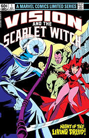 Vision And The Scarlet Witch 1982 1 Of 4