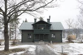 100 Gray Architects A Darkly Romantic House In Sweden By Skls Remodelista