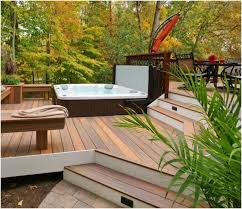 Outdoor Terrace Design Floor Options