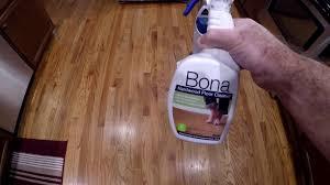 Swiffer Steam Boost For Laminate Floors by Bona Vs Bissell Steam Mop For Claening Hardwood Floors Youtube