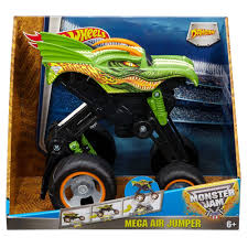 Hot Wheels Monster Jam Mega Air Jumper (Styles May Vary) - Walmart.com Hot Wheelsreg Monster Jamreg Mighty Minis Pack Assorted Target Wheels Jam Maximum Destruction Battle Trackset Shop Brick Wall Breakdown Fireflybuyscom Amazoncom 124 New Deco 1 Toys Games 164 Scale Vehicle Big W Higher Ecucation Walmartcom Grave Digger Buy Jurassic Attack Diecast Truck 2014 Rap Twin Toy Dragon 14 Edge Glow 2017 Case D Grana Team Lebdcom