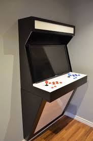 Raspberry Pi Arcade Cabinet Kit Uk by Wall Mounted Arcade Cabinet