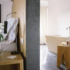 separateur de chambre une salle de bains dans la chambre les 9 idées à suivre côté