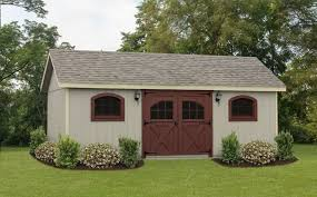 Workshops And Storage Sheds For PA MD NJ And NY Stoltzfus