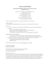 Collections Resume Sample Cover Letter Retail Position Ideas Collection Job