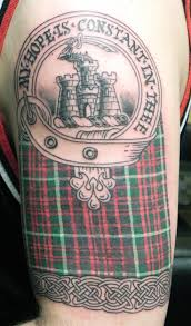 Find This Pin And More On Scottish Tartan Tattoo
