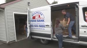 100 Alameda Food Trucks Bank Helping Coast Guard Families In Need During Shutdown