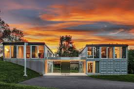 100 Houses Built From Shipping Containers This New Jersey Home Is Of And