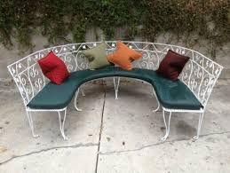 Semi Circle Outdoor Patio Furniture by 60 Best Patio Furniture Images On Pinterest Outdoor Spaces