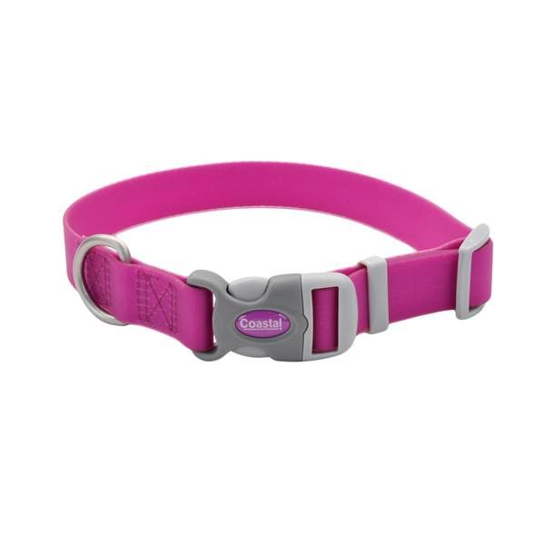"Coastal Pet Products 1""x14-20"" Waterproof Purple Collar"