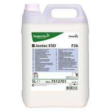 Static Dissipative Tile Wax by Floor Chemicals