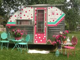 Love This Is So Cute Maybe My Next Project Vintage RvVintage Camper