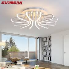 aliexpress buy new acrylic modern led ceiling lights for