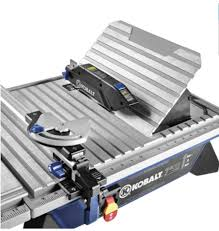 Skil Tile Saw 3550 02 by Kobalt 7 In Wet Dry Tabletop Tile Saw Amazon Com