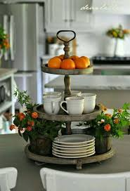 Tiered Tray Is The Must Have Of Rustic Home Decor Style You Can Find Some At Flea Market Or Make By Yourself