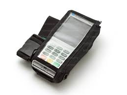 Verifone Vx670 Help Desk Number by Universal Carrying Case For Credit Card Terminal Arctic Red