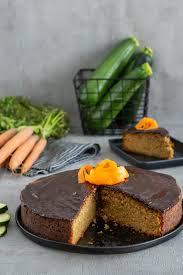 saftiger zucchini karottenkuchen ohne zucker baking barbarine