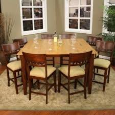 light wood counter height dining sets foter