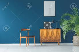 100 Decorated Wall Stylish Apartment Interior With Blue In Vintage