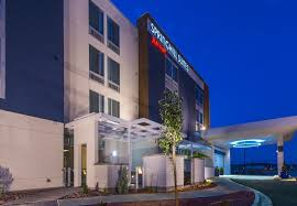 SPRINGHILL SUITES BY MARRIOTT GALLUP Gallup NM 1105 West