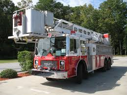 Ladson, SC: Old Fort Fire Department - Mack Truck 1 - A Photo On ...