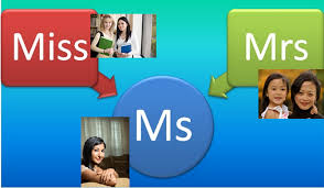 Heres How To Know The Difference Between Miss Mrs And Ms