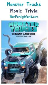 8 Fun Facts & Trivia About The Monster Trucks Movie | Movies & Books ... Im A Scientist I Want To Help You Monster Trucks Movie Go Behind The Scenes Of 2017 Youtube Artstation Ram Truck Shreya Sharma Release Clip Compilation Clipfail Mini Review Big Movies Little Reviewers Bomb Drops On Rams Film Foray Znalezione Obrazy Dla Zapytania Monster Trucks Super Cars Movie Review What Cartastrophe Flickfilosophercom Abenteuerfilm Mit Jane Levy Trailer Und Filminfos Bluray One Our Views Dual Audio Full Watch Online Or Download