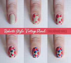 Sally Hansen X Rodarte Tie Dye And Floral Mix (+ Tutorial ... Flower Nail Art Designs Dma Homes 15478 Cadianailart Simple Chain Simple Nail Polish Designs At Home Toe To Do At Home Best Easy Contemporary Ideas Design How You Can It Cool Aloinfo Aloinfo Polish Alluring How To Do Easy Toothpick For Beginners Diy Art Tutorial For Beginner Yourself