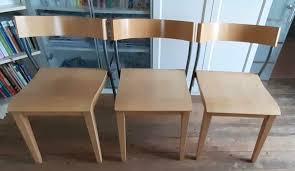 ikea stuhl birke stahl küchenstuhl küche esszimmer