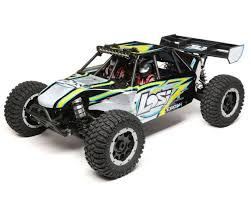 Losi Desert Buggy XL-E 1/5 RTR 4WD Electric Buggy (Black ...